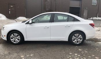 Chevrolet Cruze LT 2012 full