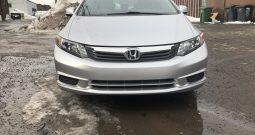 Honda Civic EX 2012 -Bluetooth
