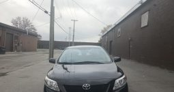 Toyota Corolla 2010 CE – One Owner
