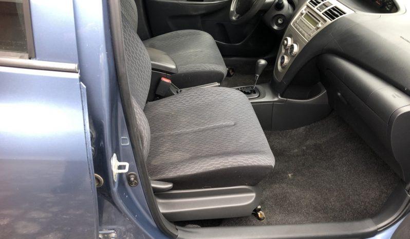 Toyota Yaris 2009 – AC full