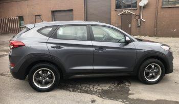 Hyundai Tucson 2016 – FWD- 64700KM plein