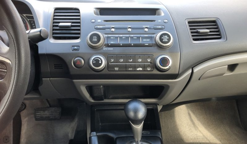 Honda Civic 2007 DX-G plein