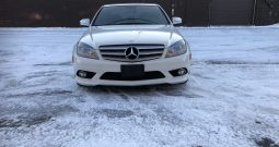 Mercedes Benz C230 2009 4Matic