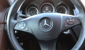 Mercedes Benz C230 2009 4Matic plein