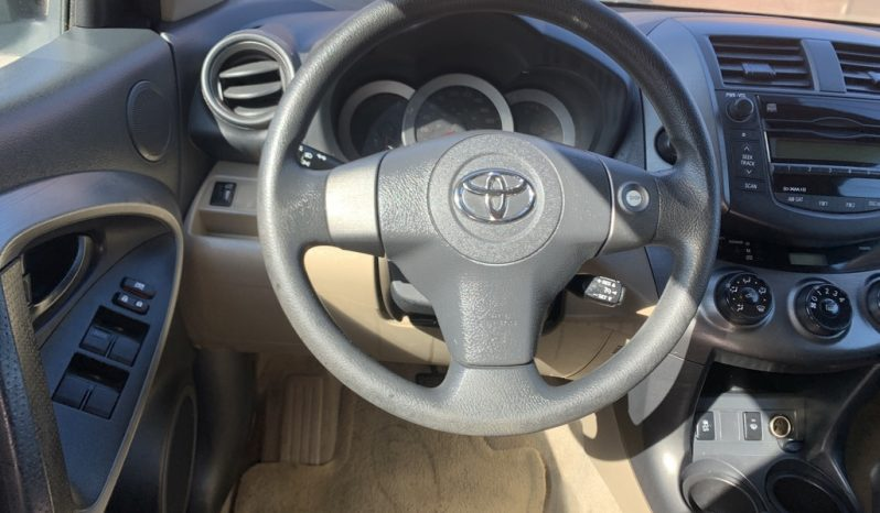 Toyota Rav4 2009 AWD full