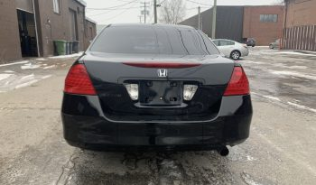 Honda Accord 2007 EX-L Navigation-Bluetooth full