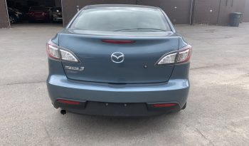 Mazda 3 2010 GX 121000KM full
