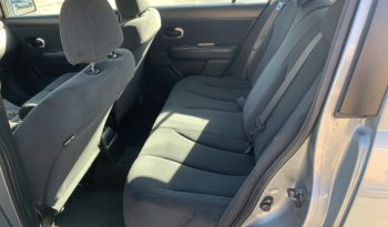 Nissan Versa 2008 SL full