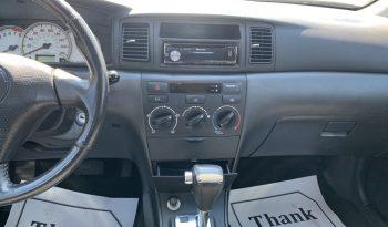 Toyota Corolla 2006 Sport -104000km Certifie complet